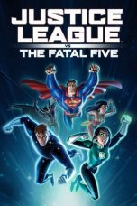 Nonton Film Justice League vs the Fatal Five (2019) Sub Indo